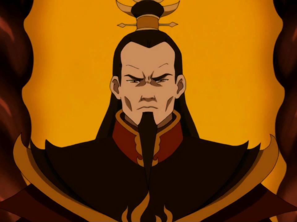 گوپسه اوزای Mothafoca Connection: Indicação de Animação: Avatar A Lenda de Aang